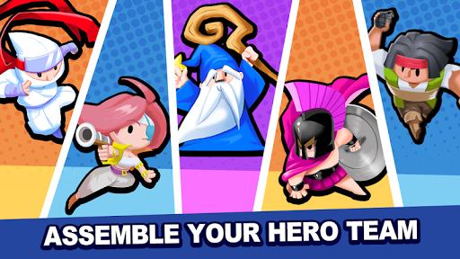 Tiny Heroes - Magic Clash 0.1 Screenshots 6