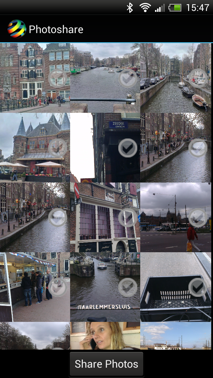 Скриншот Photoshare