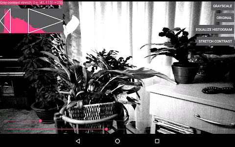 IpLab Histogram Live Demo screenshot 5