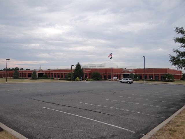 Lehigh Valley Processing and Distribution Center (P&DC) and Lehigh Valley post office