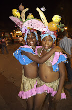Photo: children at carnival in cuba. Tracey Eaton photo.