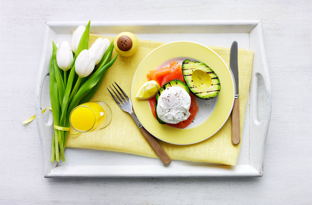 Breakfast in the Morning is Amazing to Begin with on 14th February