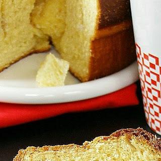Basic yellow bread - Hongkong style