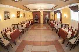 Ресторан Дом книголюба