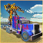 X Ray Robot Transport Truck icon