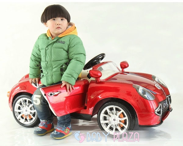 Xe hơi điện trẻ em QK-801 2