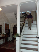 Photo: Tour of Homes 2012: Burns House entry hall
