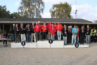 Photo: 2.2 Division Medaljefoto