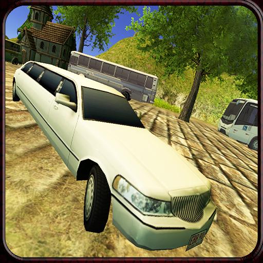 豪华轿车 乘客 希尔 驱动器 模擬 App LOGO-APP試玩