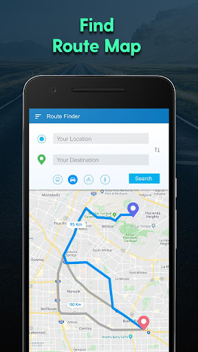 Free GPS Navigation & Maps, Directions 2.8 screenshots 15