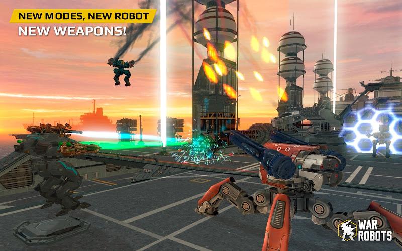 War Robots Screenshot 12