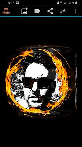 Mein Foto in 3D Live Wallpaper Screenshots 6