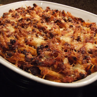 Lentil Pasta Bake Recipes.