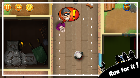 Robbery Bob MOD APK 1.18.38 [Unlimited Money + Unlocked All Features] 4