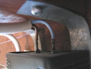 Photo: Faston konektory na světle se super LEDkou.