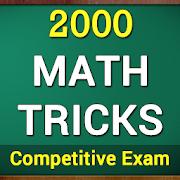 App 2000 Maths Tricks | All Competitive Exams APK for Windows Phone