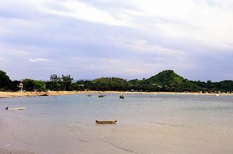 Photo: #007-La plage d'Ambatoloaka à Nosy Bé
