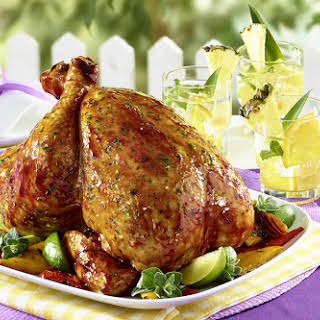 Tex-Mex Tequila Lime Grilled Chicken.
