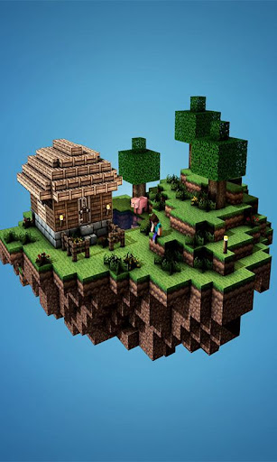 download skin minecraft live wallpaper for pc