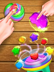 How To Make Slime DIY Jelly Toy Play fun APK screenshot thumbnail 5