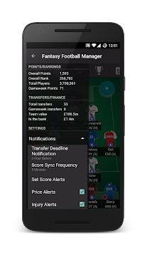 Fantasy Football Manager (FPL) APK screenshot thumbnail 4