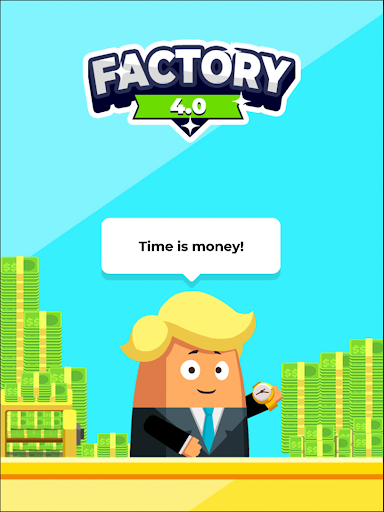 Factory 4.0 - The Idle Tycoon Game 0.4.3 screenshots 8