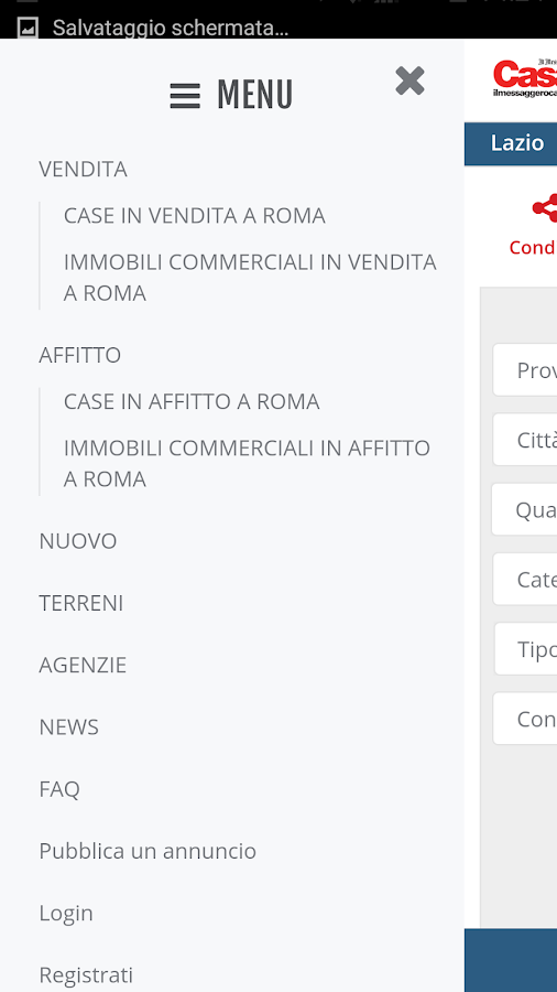 Il Messaggero Casa- screenshot