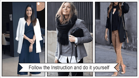Trendy Work Outfits - náhled