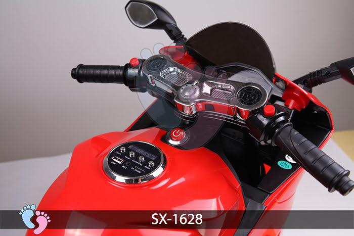 Xe mô tô điện thể thao Ducati SX-1628 14