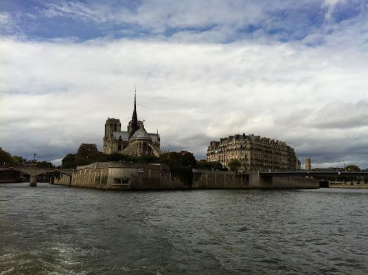 Parigi Notredame vista dal Senna di MonAnd ph
