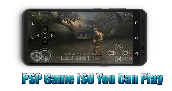 Download PSP Download - Emulator and ISO Game Premium APK