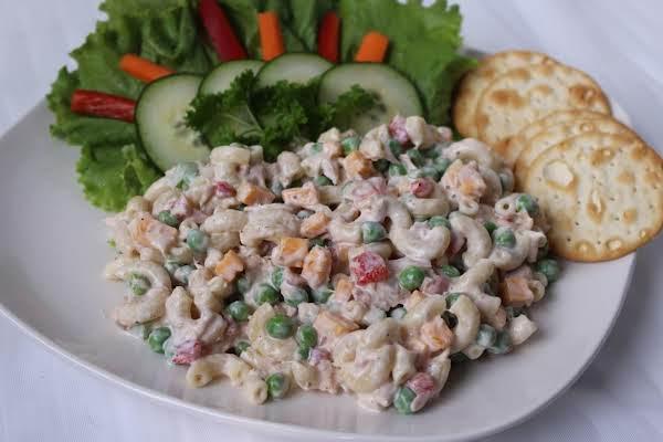 Catie's Island Tuna Salad