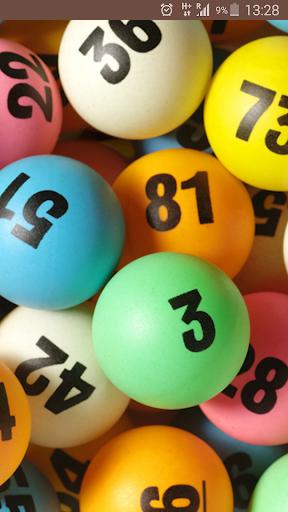 Lotto Results Screenshot