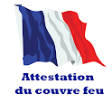 Attestation Couvre-feu icon