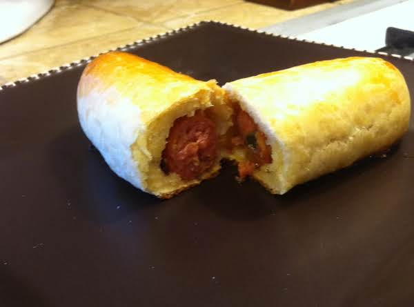 Sausage Kolaches Recipe