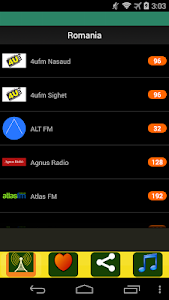 Radio Romania screenshot 5