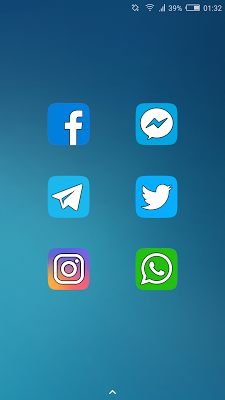MIUI 9 HD - ICON PACK- screenshot