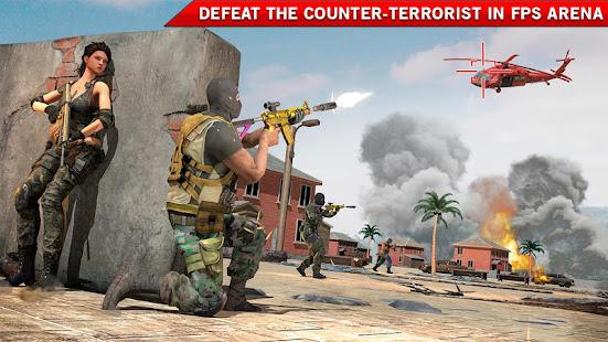 FPS Shooting - Counter Terrorist Gun Strike Game for PC-Windows 7,8,10 and Mac apk screenshot 8