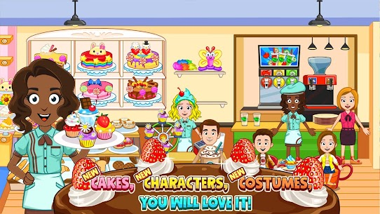 My Town : Bakery MOD (Paid Content) 2