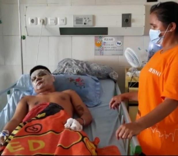 Viral, Ibu ini Minta Bantuan Pengobatan Anak Nya Pada Presiden Joko Widodo dan Kapolri