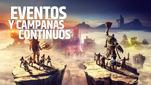 Dawn of Titans para Android