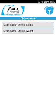 Nepal SBI Bank - Mero Saathi- screenshot thumbnail