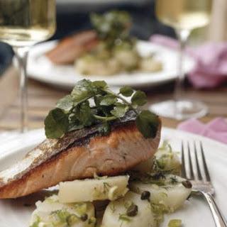 Salmon Potato Salad Capers Recipes