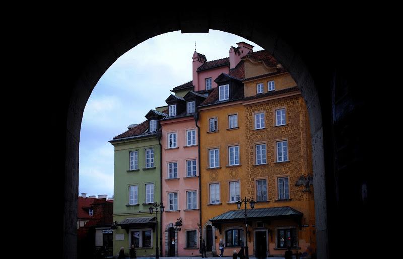 I colori di Varsavia di laura_bazzy_bazzan
