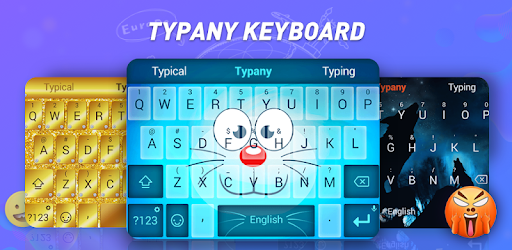 Typany Emoji Keyboard-DIY Message & Photo Keyboard - Apps on
