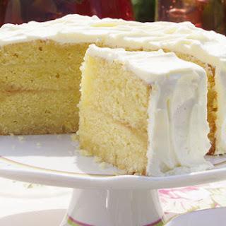 Vegetarian Lemon Sponge Cake Recipes