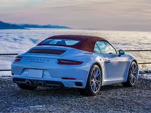 911 991H2 carrera S cabrioletのカスタム事例画像 Paneraorさんの2020年10月18日10:54の投稿