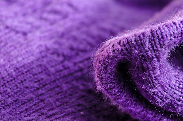purple wool di Primula Vico