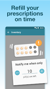 Pill Reminder & Medication Tracker – MyTherapy App Latest Version Download For Android and iPhone 7