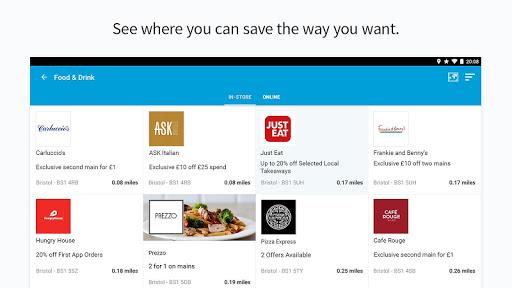 vouchercloud: deals & offers screenshot 11